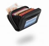 72% Korting Mini Pasjes Portemonnee voor €6,95 bij Actievandedag