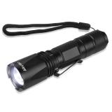 75% korting op Albrillo super heldere LED zaklamp voor €4,99 bij Amazon.de