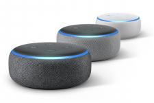 35% Korting Amazon Echo Dot Gen 3 bij iBOOD