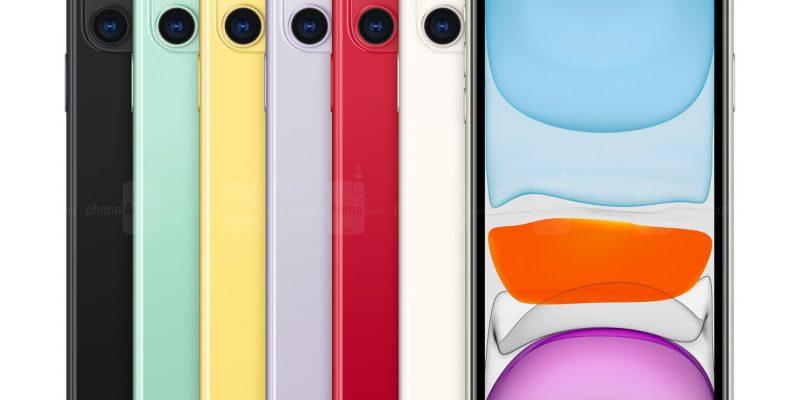 €100 Korting Apple iPhone 11 64GB voor €709 bij ActievandeDag