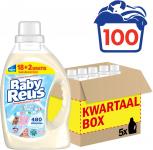 Tot 60% korting op 32 wasmiddelen en -verzachters met de Zondagdeal bij Bol.com