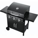 BBQ Collection Gasbarbecue met 3 Branders – Zwart