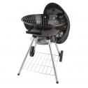 BBQ Collection Houtskoolbarbecue Kogelbarbecue 45 x 60 cm – Zwart