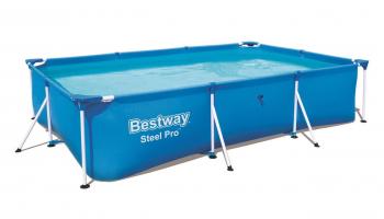 WINACTIE Week 23: Bestway Steel Pro Opzetzwembad