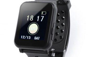 83% Korting Dutch Smartwatch met Bewegingstracker voor €19,99 bij Koopjedeal