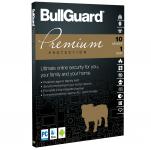 60% Korting BullGuard Premium Protection Antivirus Software bij BullGuard