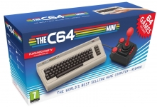 46% Korting Commodore The C64 Mini Console voor €43,50 bij Amazon.de