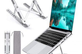 71% Korting Aluminium Verstelbare Laptop Standaard voor €19,99 bij Telegraaf Webshop