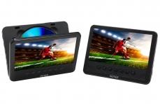 Tot 29% korting op 10 portable DVD spelers met Zondagdeal bij Bol.com