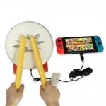 45% Korting DOBE Taiko Drum Set Nintendo Switch voor €29,67 bij AliExpress