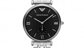 56% Korting Emporio Armani horloge AR1676 voor €139,95 bij Tripper