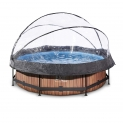 WINACTIE Week 25: EXIT Wood Zwembad