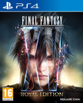 60% korting Final Fantasy 15 Royal Edition PS4 voor €19,99 bij Shop4nl