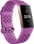 €38 Korting Fitbit Charge 3 Activity Tracker Berry Rose Gold voor €111 bij Bol