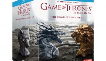 Winactie week 15: Game of Thrones The Complete Seasons 1-7 Blu-ray Box