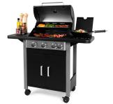 24% Korting Garden Grill Premium 3.1 Gas BBQ bij iBOOD