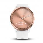 WINACTIE Week 6: GARMIN vívomove Hybride Smartwatch