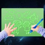 76% Korting Glow in the dark tekenbord voor €5,95 bij Actievandedag