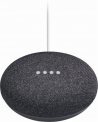 58% Korting 2x Google Home Mini Smart Speaker Karbon bij iBOOD