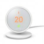 45% Korting Google Nest Thermostat E met Cyber Monday voor €109 bij MediaMarkt