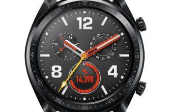 71% Korting Huawei Watch GT Smartwatch met hartslagmeter voor €66 bij Amazon DE