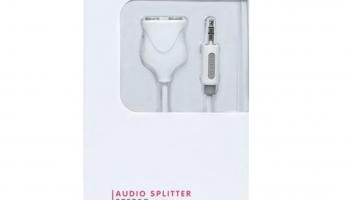 92% Korting ICIDU A-707336 Audio-splitter voor €1 bij Azerty