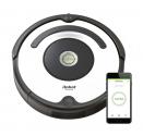 iRobot Roomba 675 Wifi Robotstofzuiger – Zilver / Zwart