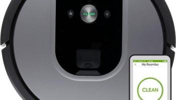 49% Korting iRobot Roomba 965 Robotstofzuiger bij iBOOD