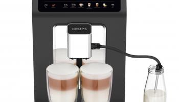 50% Korting Krups Evidence One Espressomachine Volautomaat EA895N bij iBOOD