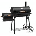 60% Korting GRILLCHEF BY LANDMANN Smoker BBQ voor €99 bij Lidl-Shop