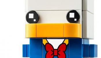50% Korting LEGO Brickheadz Lego Donald Duck 40377 voor €9,99 bij LEGO