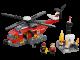 LEGO City Brandweerhelikopter – 60010