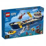 Dubbele VIP punten bij Oceaan Onderzoekschip 60266 bij LEGO