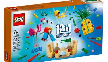GRATIS LEGO Creatief plezier 12-in-1 bij elke aankoop vanaf €85 bij LEGO