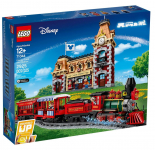 WINACTIE Week 47: LEGO Disney Trein en Station