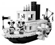 Winactie week 14: LEGO Disney Mickey Mouse Stoomboot Willie