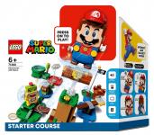 20% Korting LEGO Super Mario Starter set voor €47,78 bij Bol.com