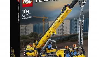 WINACTIE Week 24: LEGO Technic Mobiele Kraan