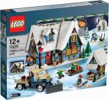 Winactie week 50: LEGO Winter Village Cottage