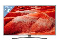 33% Korting LG 43 inch 4K Ultra HD Smart TV 43UM7600PLB voor €399,95 bij iBOOD