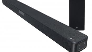 50% Korting LG SL5Y 2.1 Soundbar met Draadloze Subwoofer bij iBOOD