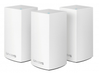 50% Korting Linksys Velop Wifi Mesh Systeem AC3600 bij iBOOD