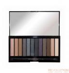 82% Korting Makeup Revolution Iconic Smokey Palette Oogschaduw voor €2,40 bij Revolution Beauty