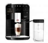 40% Korting Melitta Caffeo Barista T Zwart of RVS F730-202 voor €599,95 bij iBOOD