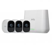 49% Korting Netgear Arlo Pro Bewakingssysteem 3-pack bij iBOOD
