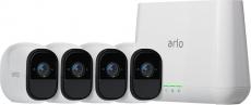 47% korting Netgear Arlo Pro Four Pack Draadloze IP-camera voor €553,10 bij Amazon.fr
