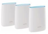 38% Korting Netgear Orbi Multiroom Wifi Systeem RBK53 voor €369,95 bij iBOOD