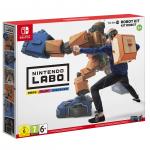 89% Korting Nintendo Switch Labo Robotpakket voor €8,79 bij Bol