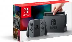 €55 Korting Nintendo Switch Grijs voor €274,99 bij Amazon.fr