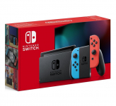 WINACTIE Week 11: Nintendo Switch Console V2 Neon